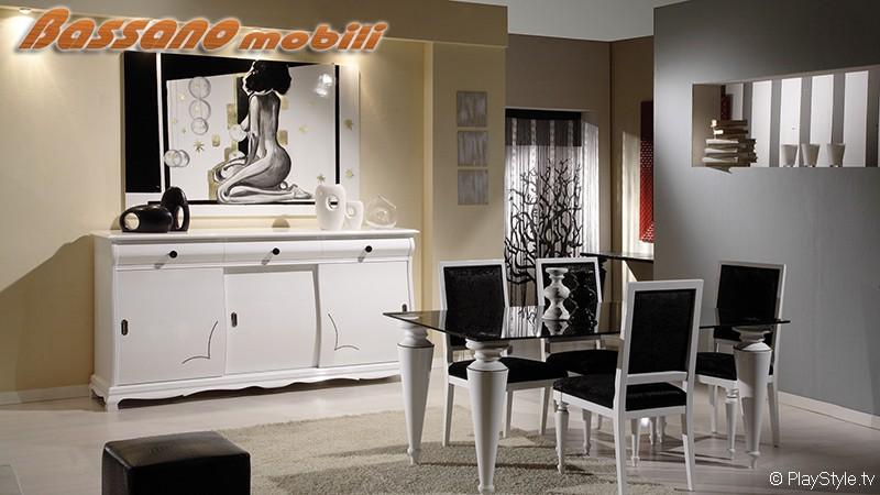 Mobili di lusso made in italy complementi di alto livello for Mobili made