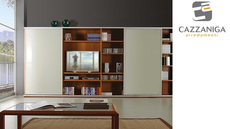 Librerie arredamento mobilificio cucina cazzaniga for Cazzaniga arredamenti monza
