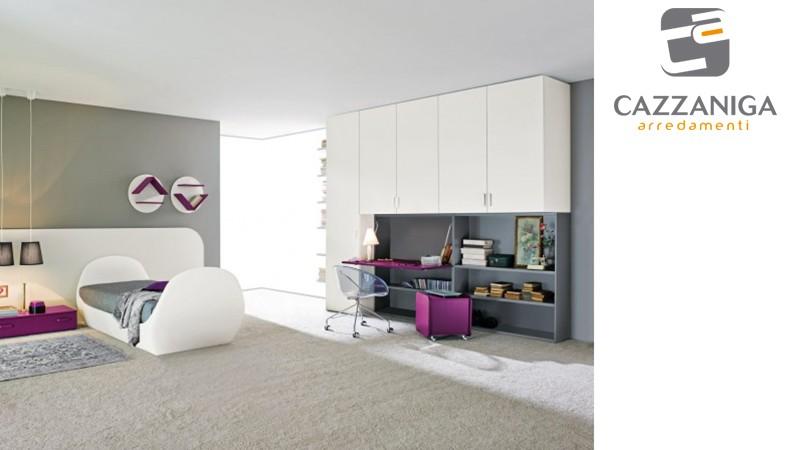 Camere per ragazzi arredamento mobilificio cucina for Cazzaniga arredamenti monza