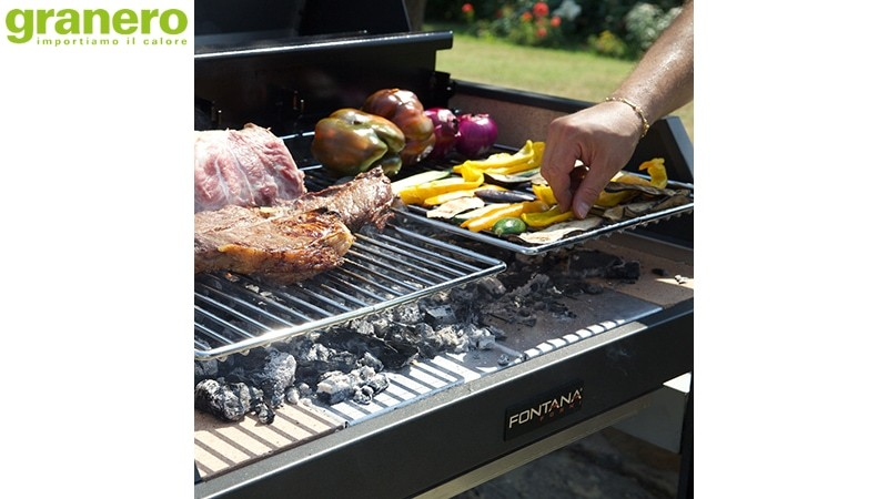 Barbecue Fontana
