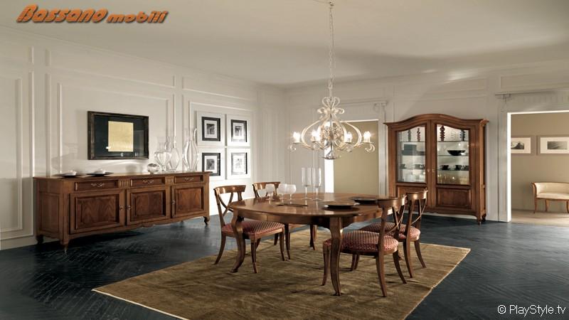 Bassano mobili restauro e riproduzione arredamento - Mobili macerata ...