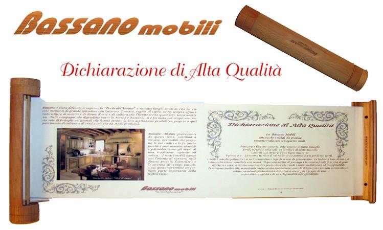 Bassano mobili mobili d 39 arte restauro e riproduzione - Mobili on line di qualita ...